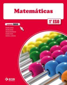 Permacultivo.es Matematicas 1º Eso Nova Ed 2011 Trimestres Image