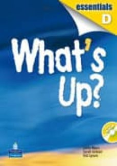 Followusmedia.es What S Up? Essentials D Cuaderno (2º Ciclo Secundaria Ingles) Image