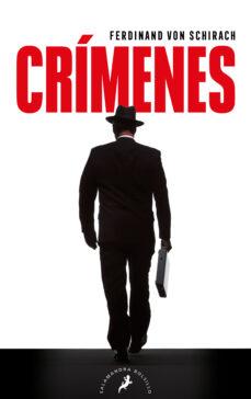 crimenes-ferdinand von schirach-9788498385205