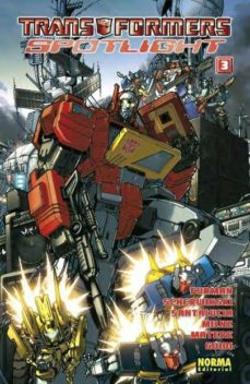 Chapultepecuno.mx Transformers Spotlight Nº 3 Image