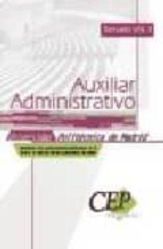Cdaea.es Temario Vol. Ii. Oposiciones Auxiliar Administrativo Universidad Politecnica De Madrid Image
