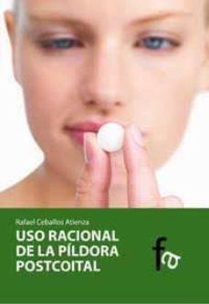 Amazon audiobook descargar USO RACIONAL DE LA PILDORA POSTCOITAL 9788498918205 en español de RAFAEL CEBALLOS ATIENZA iBook CHM RTF