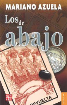 Descargar audiolibros ipod LOS DE ABAJO de VV. AA. in Spanish