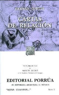 Encuentroelemadrid.es Cartas De Relacion De La Conquista De Mexico Image