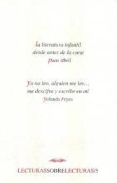 Permacultivo.es La Literatura Infantil Desde Antes De La Cuna: Yo No Leo, Alguien Me Lee Me Descifra Y Escribe En Mi Image
