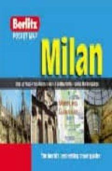 Cdaea.es Milan Pocket Map Image