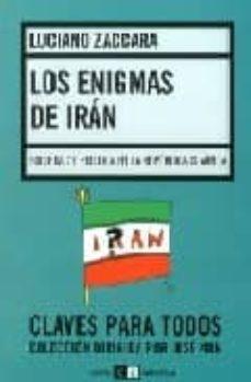 Geekmag.es Los Enigmas De Iran: Sociedad Y Politica En La Republica Islamica Image