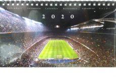 Officinefritz.it 2020 Calendari Barcelona 21x11 6 Idiomes Image