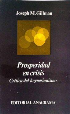 Premioinnovacionsanitaria.es Prosperidad En Crisis Image