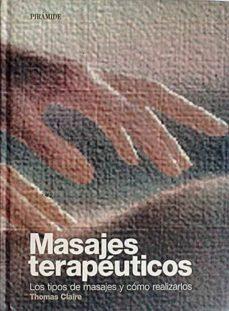 MASAJES TERAPÉUTICOS - THOMAS CLAIRE | Triangledh.org