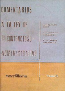 Padella.mx Comentarios A La Ley De Lo Contencioso Administrativo Ii Image