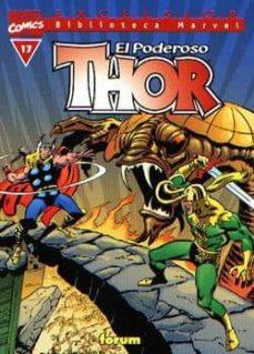 Concursopiedraspreciosas.es El Poderoso Thor Nº 17 (Biblioteca Marvel) Image