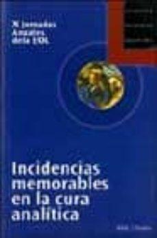 Carreracentenariometro.es Incidencias Memorables En La Cura Analitica (X Jornadas Anuales D E La Eol) Image