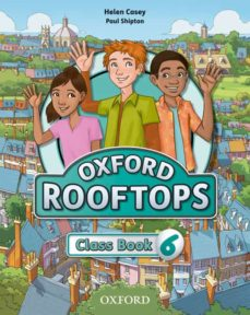 rooftops 6 course book-9780194503815