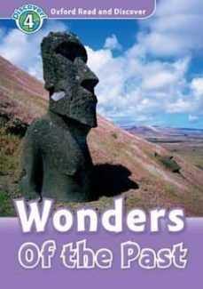 oxford read and discover 4 wonders of past audio pack-9780194644815