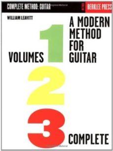 a modern method for guitar - complete: volumenes 1, 2, 3-9780876390115