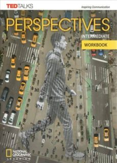 Descarga gratuita de Ebook francais PERSPECTIVES INTERMEDIATE: WORKBOOK WITH AUDIO CD (Spanish Edition) de