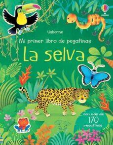Asdmolveno.it La Selva: Libros De Pegatinas Image