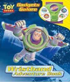 Mrnice.mx Libro Pulsera Sonido Toy Story Image