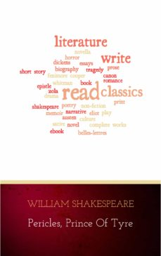 PERICLES, PRINCE OF TYRE EBOOK | WILLIAM SHAKESPEARE