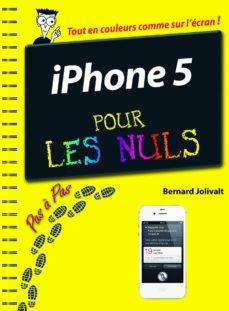 iphone 5 pas à pas pour les nuls (ebook)-bernard jolivalt-9782754049115