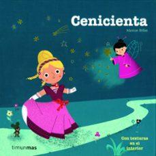 Cronouno.es Cenicienta (Cuento Clasicoscon Texturas) Image