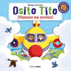Titantitan.mx Osito Tito. ¡Vamos En Avion! Image