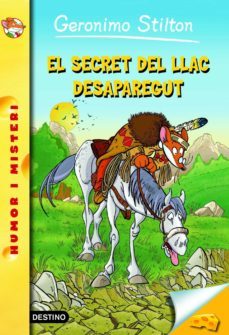 Relaismarechiaro.it El Secret Del Llac Desaparegut (Geronimo Stilton) Image