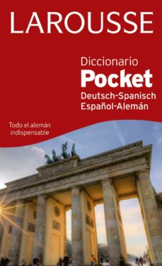 diccionario pocket español-alemán / deutsh-spanisch-9788416368815