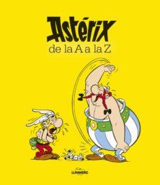 asterix. de la a a la z-carine picaud-9788416489015