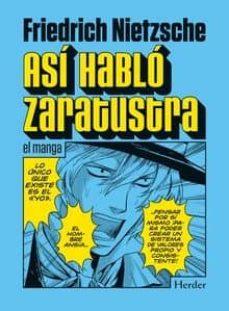 Permacultivo.es Así Habló Zaratustra (Manga) Image