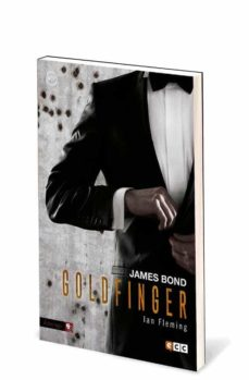 Libros en formato pdf descargados JAMES BOND 6: GOLDFINGER ePub PDB de IAN FLEMING