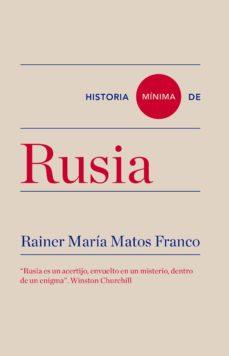 Relaismarechiaro.it Historia Minima De Rusia Image