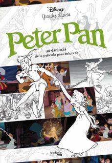Descarga de libros de texto en pdf GRANDES CLÁSICOS PARA COLOREAR. PETER PAN 9788417240615 MOBI RTF (Literatura española) de