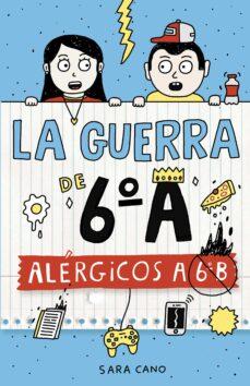 Mrnice.mx La Guerra De 6º A 1: Alergicos A 6º B Image