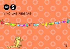 Geekmag.es Proyecto Torbellinos: Vivo Las Fiestas Cuaderno Anual Marisa La L Lagartija 5 Años 2010 Image