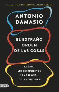 Emprende2020.es El Extraño Orden De Las Cosas: La Vida, Los Sentimientos Y La Creacion De Las Culturas Image