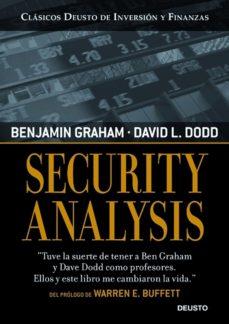 security analysis (ebook)-benjamin graham-david l. dodd-9788423426515