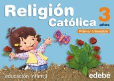 Ojpa.es Proyecto Ruah. Religion Catolica 3 Años (Infantil) (Ed. 2004) (3 Cuadernos) Image