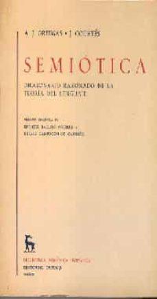 Relaismarechiaro.it Semiotica: Diccionario Razonado De La Teoria Del Lenguaje (T. 1) Image