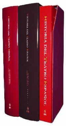 Geekmag.es Historia Del Teatro Español (2 Vols.) (Incluye Cd-rom) Image