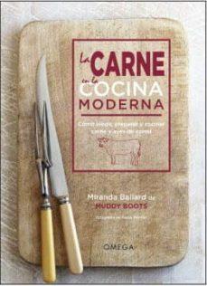 la carne en la cocina moderna-miranda ballart-9788428216715