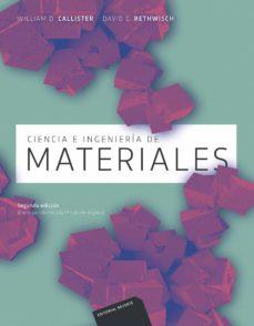 Inmaswan.es Ciencia E Ingenieria De Materiales (2ª Ed.) Image