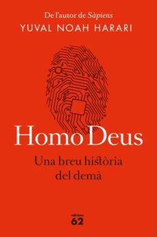 homo deus. una breu història del demà (rústica)-yuval noah harari-9788429776515
