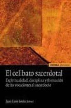 Mrnice.mx El Celibato Sacerdotal: Espiritualidad, Disciplina Y Formacion De Las Vocaciones Al Sacerdocio Image