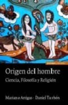 Vinisenzatrucco.it Origen Del Hombre: Ciencia, Filosofia Y Religion Image