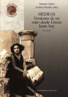 medeas: versiones de un mito desde grecia hasta hoy (2 vol.)-9788433829115