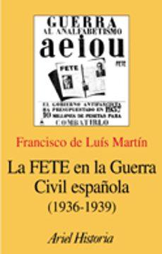 Titantitan.mx La Fete En La Guerra Civil Española (1936-1939) (Federacion Españ Ola De Trabajadores De La Enseñanza) Image