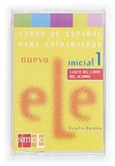 Viamistica.es Nuevo Ele Inicial 1: Cassette Del Libro Del Alumno Image