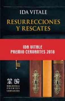 Descargar RESURRECCIONES Y RESCATES gratis pdf - leer online